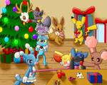 Happy Pokemon Christmas