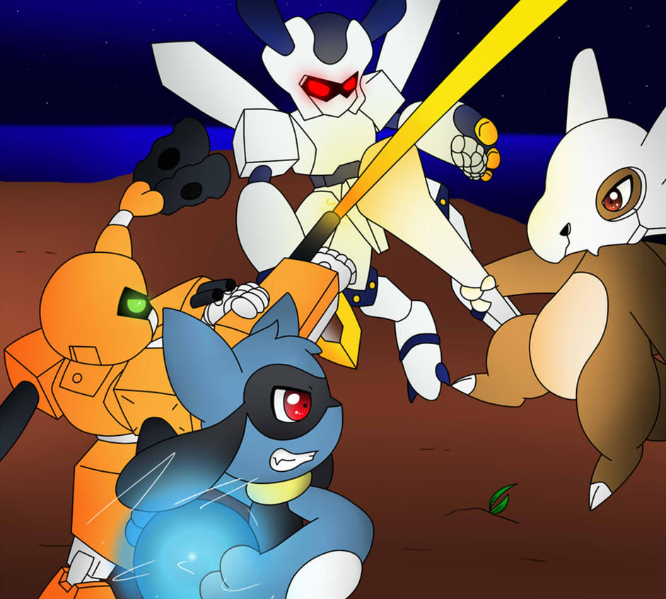 It's Time To Battle by DarkrexS