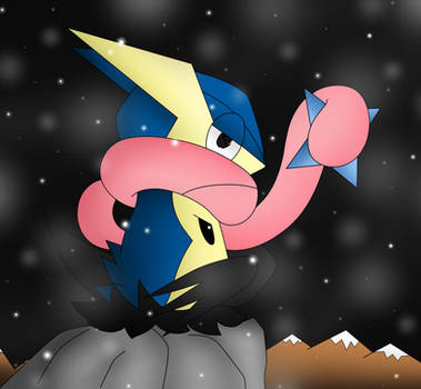 Mimikyu Is The New Greninja by DarkrexS