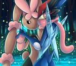 Dance With The Fireflies by DarkrexS
