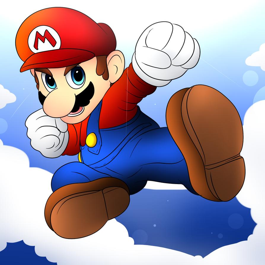 Mario by DarkrexS