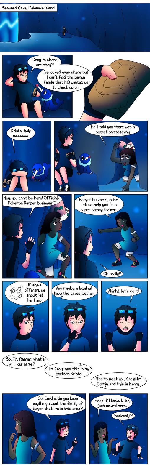 Team Mission -Part 1- by DarkrexS