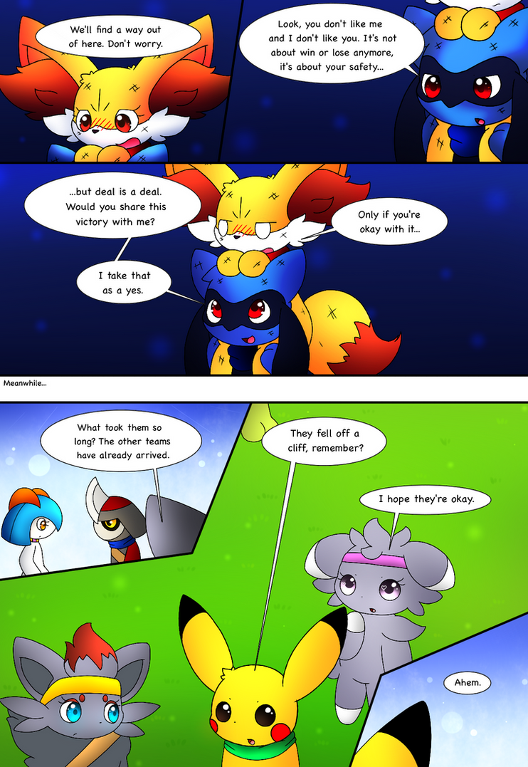 Adventure Never End: 3-15 by DarkrexS