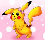 Female Pikachu