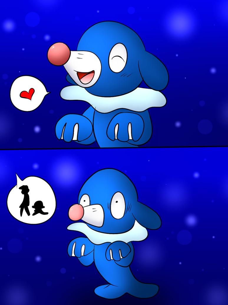 Walking Pokemon by DarkrexS