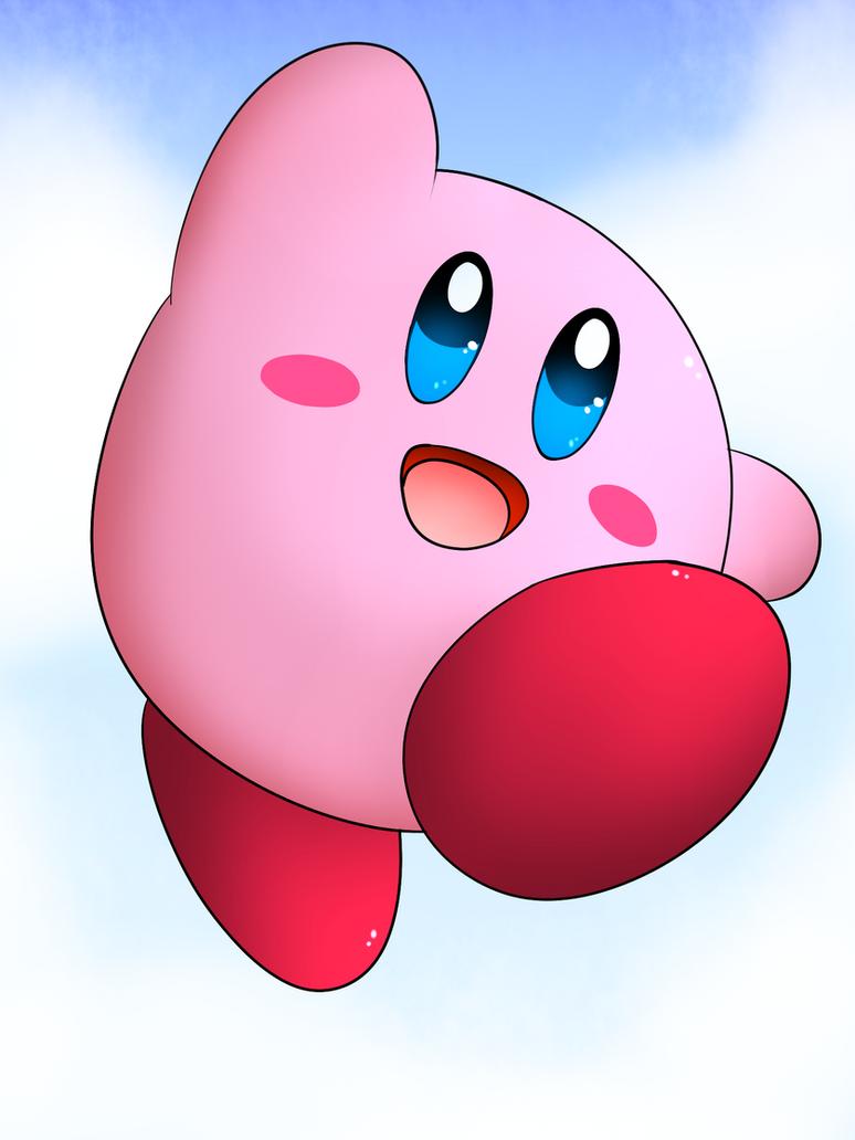 Kirby by DarkrexS