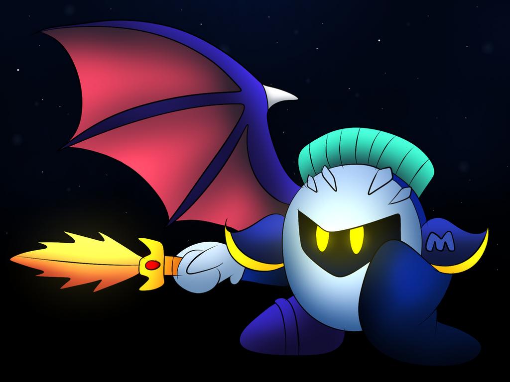Meta Knight by DarkrexS