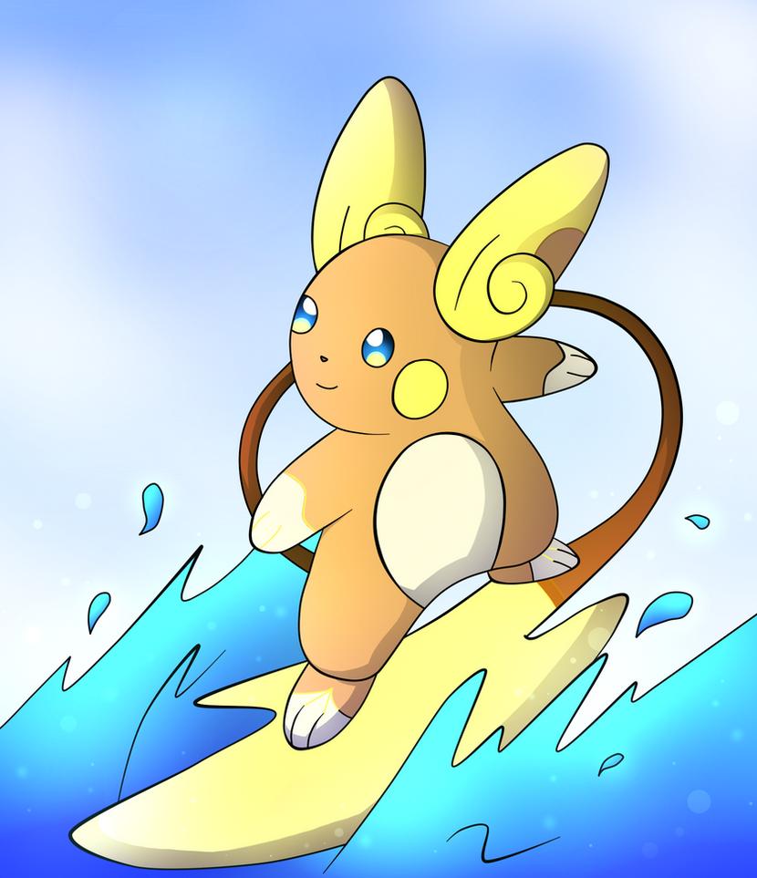 Let's Surf by DarkrexS