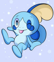 Sobble by DarkrexS