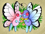 Butterfree Love