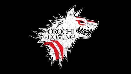 Orochi is Coming wallpaper by Moysche