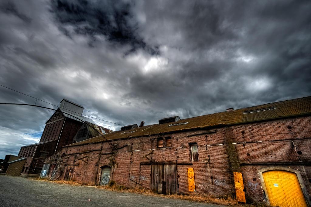 Warehouse by cjmchch