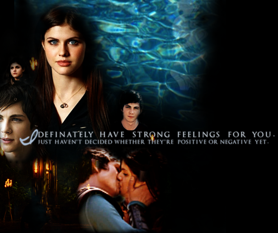 percy and annabeth wallpaper by avatarfangirl on deviantart