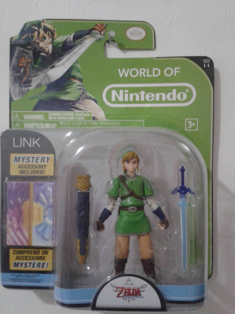 Link toy