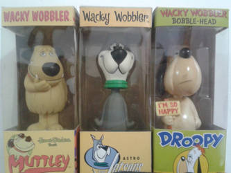 A few classic dogs by PiXelYz