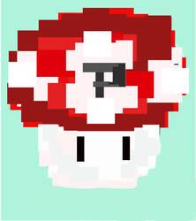 PiXelYz Mushroom by PiXelYz