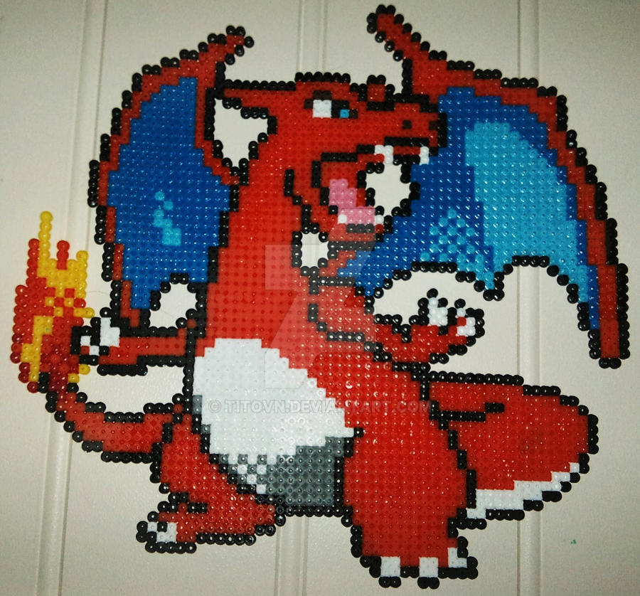 Pokemon Bead Charizard 164010588