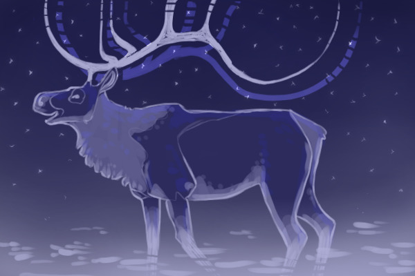 where are you caribou by Viszla7
