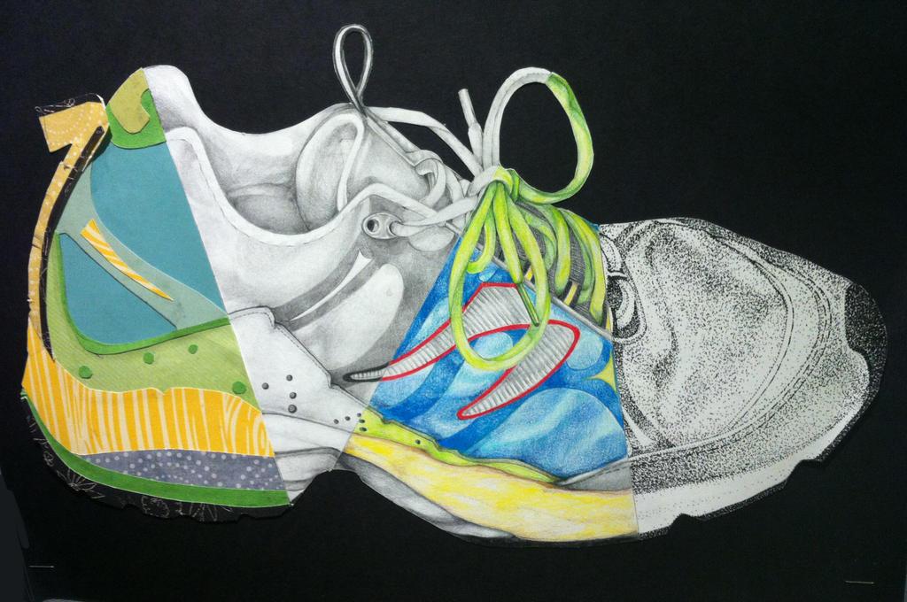 shoe by Viszla7