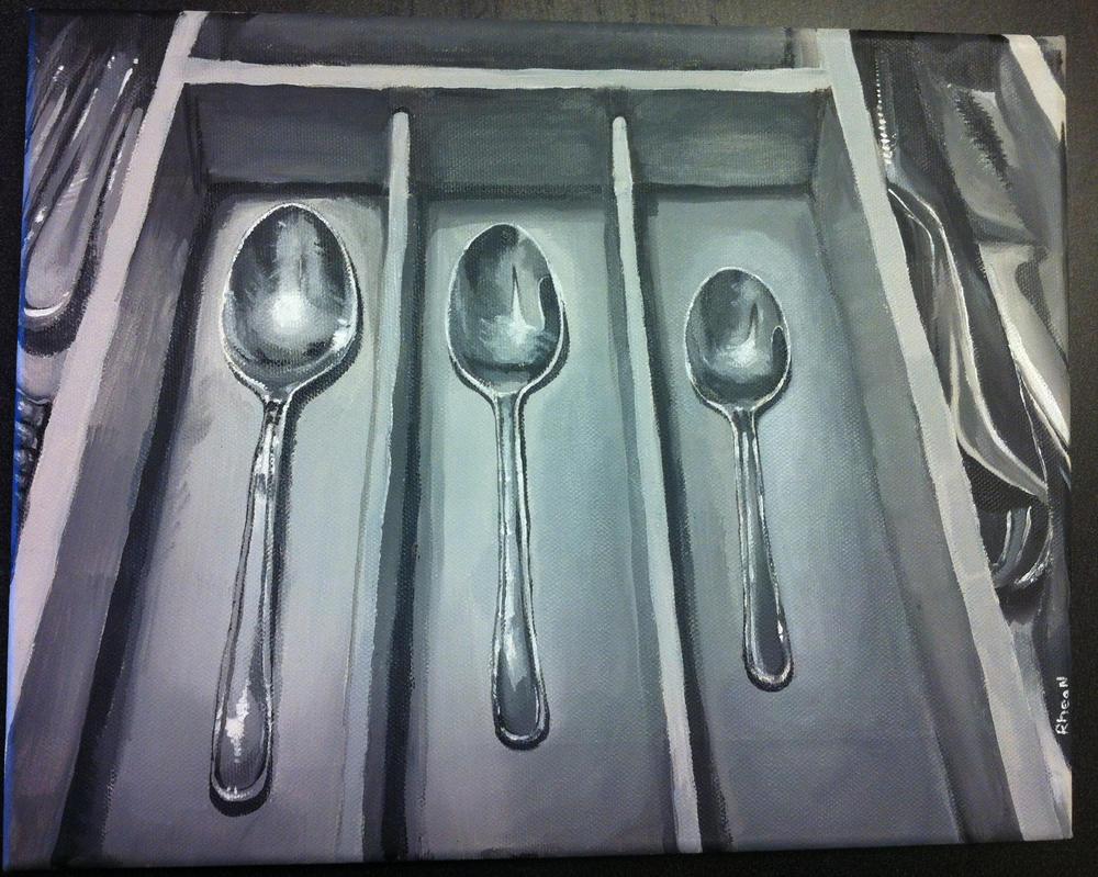 spoons by Viszla7