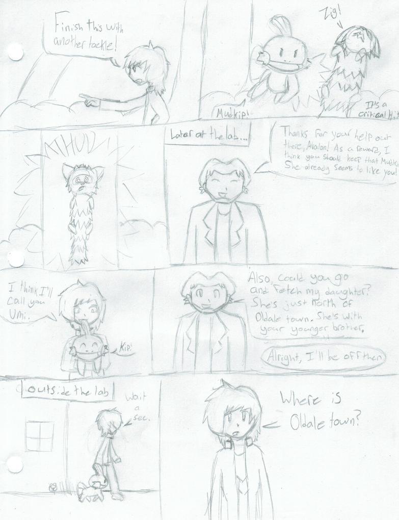 Avalon's Random Nuzlocke Page 5 by rayhunter69
