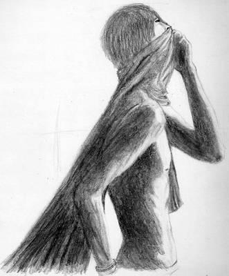 The imaginary man by AliNavGo