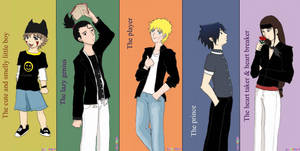 25.Trouble Lurking-Naruto