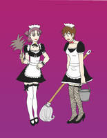 Maid in Japan - jbwarner86 by AliNavGo