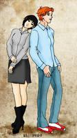Red Fixation 6-Linda and Wally by AliNavGo
