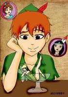 Red Fixation 19. Peter Pan by AliNavGo