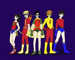 Original Titans by AliNavGo