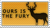 House Baratheon Stamp by asphycsia