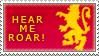 House Lannister Stamp