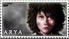 Arya Stark Stamp by asphycsia