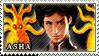 Asha Greyjoy Stamp by asphycsia