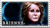 Brienne of Tarth Stamp by asphycsia
