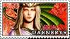Daenerys Targaryen Stamp by asphycsia