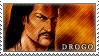 Khal Drogo Stamp by asphycsia
