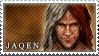 Jaqen H'ghar Stamp by asphycsia