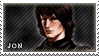 Jon Snow Stamp by asphycsia