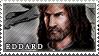 Eddard Stark Stamp by asphycsia
