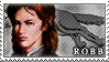 Robb Stark Stamp by asphycsia