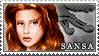 Sansa Stark Stamp by asphycsia