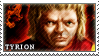 Tyrion Lannister Stamp by asphycsia