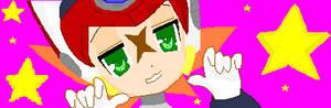 Axl ::Lucky Star::