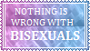 Nothing is wrong about BISEXUALS by JaniceTheFurry