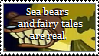 SEA BEARS AND FAIRY TALES ARE THE REAL DEAL by JaniceTheFurry