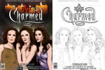 Charmed Comic Book Cover by ShiningAllure