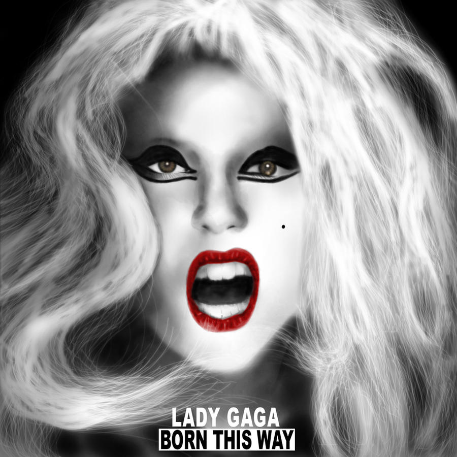 Lady Gaga - Born This Way by ShiningAllure