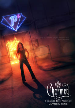 Charmed - I Conjure Thee, Prudence Poster 2